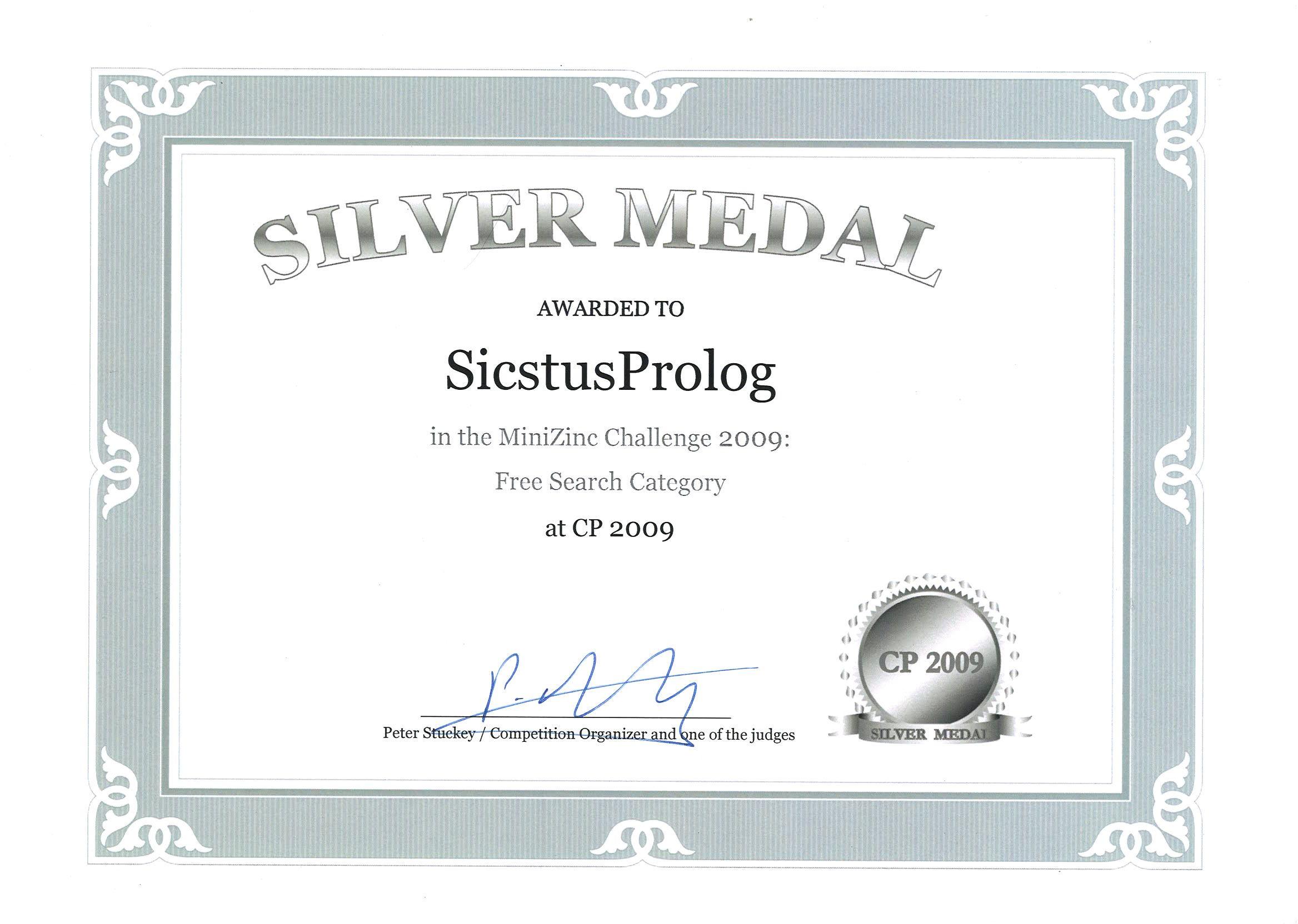 Sicstus Prolog Homepage
